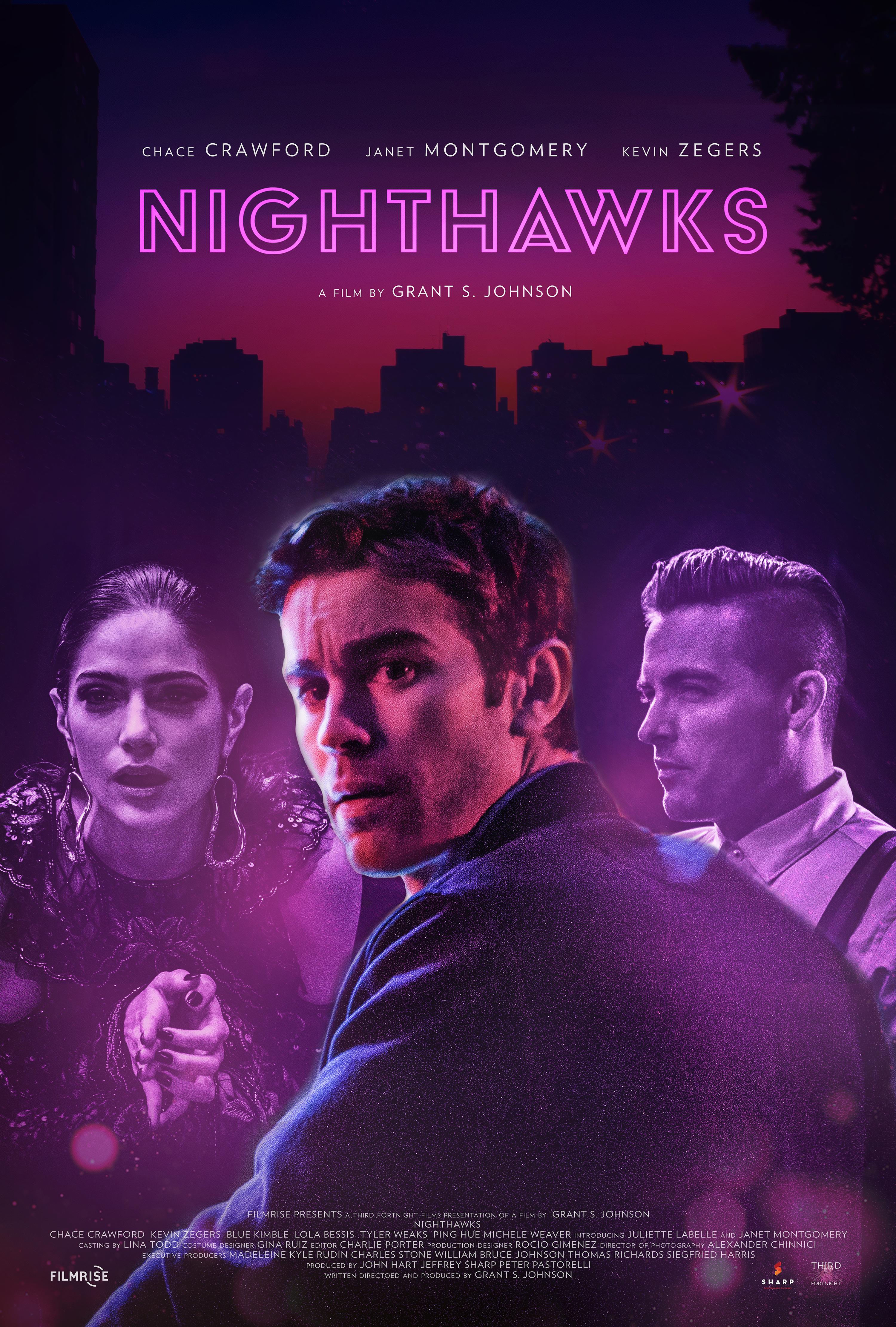 Naktiniai šūviai (2019) / Nighthawks