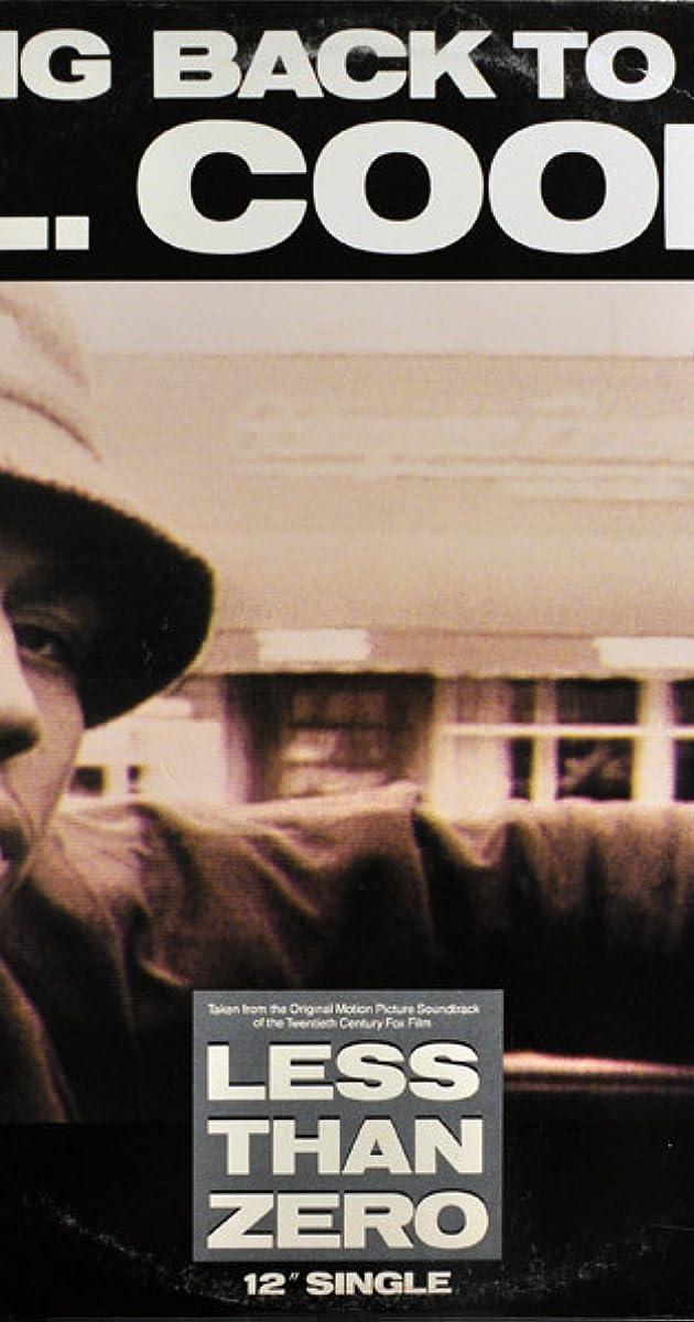 Ll Cool J Going Back To Cali Video 1989 Imdb