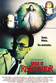 Bride of Re-Animator (1990) 1080p