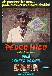 Pedro Mico Poster