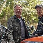 Ewan McGregor and Charley Boorman in Long Way Up (2020)