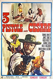 3 pistole contro Cesare (1967) with English Subtitles on DVD on DVD
