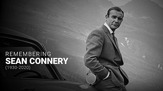 We pay tribute to Sir Sean Connery, the silver screen legend and Oscar-winning actor best known for 'Goldfinger,' 'The Untouchables,' and 'Indiana Jones and the Last Crusade.'