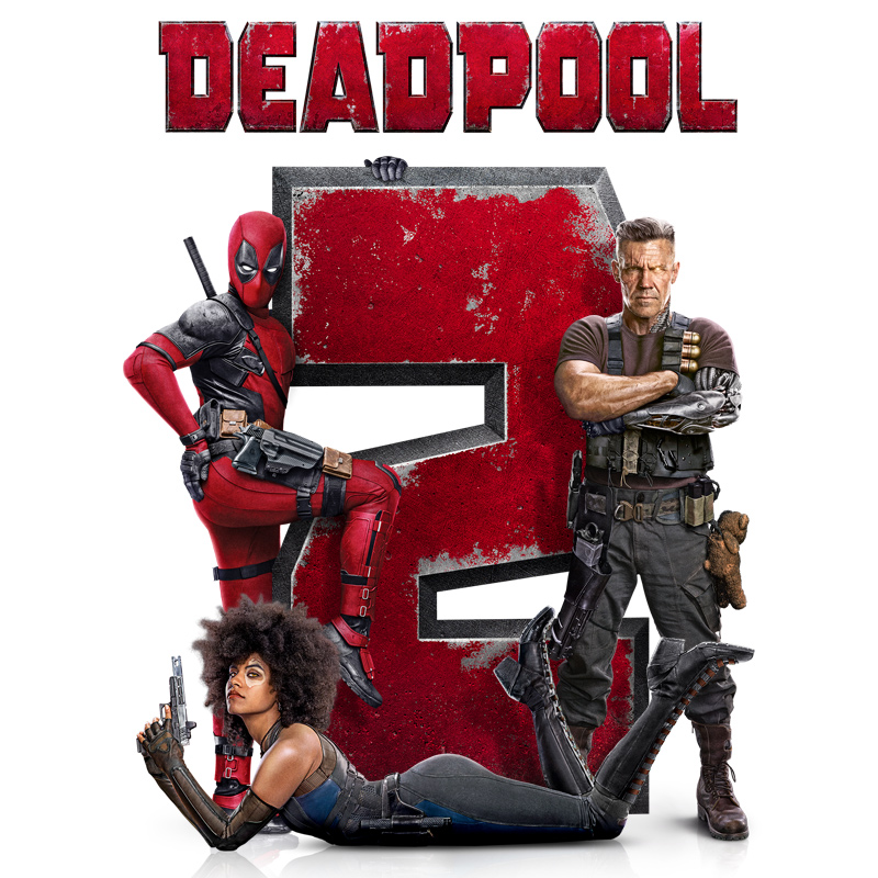 Deadpool 2 2018 Dual Audio Hindi 720p BluRay ESub 1.1GB Download