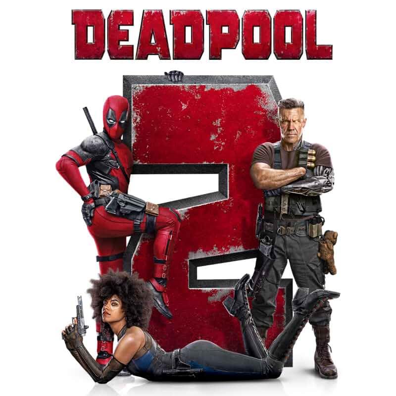 Deadpool 2 (2018) Super Duper (1080p BluRay x265 HEVC 10bit AAC 7 1