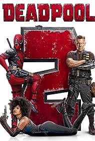 Josh Brolin, Ryan Reynolds, Robert Maillet, Lars Grant, Evan Peters, and Zazie Beetz in Deadpool 2 (2018)