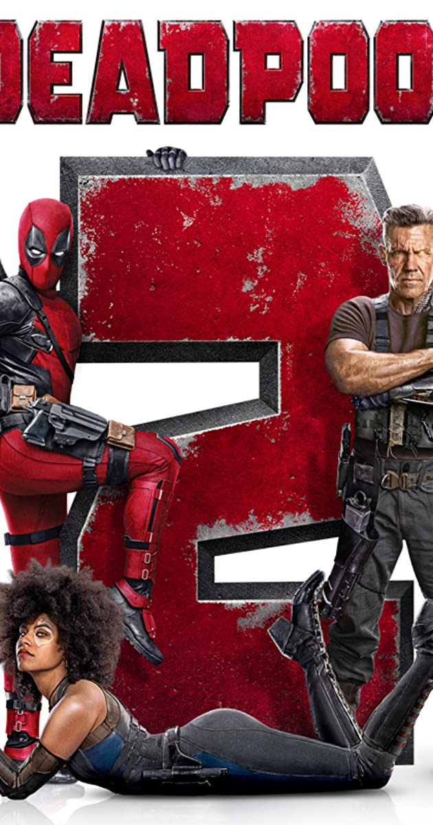 Deadpool 2 (2018) - News - IMDb