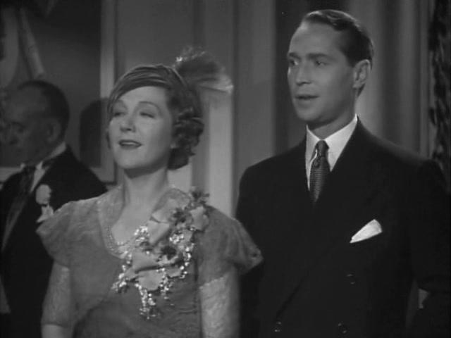Nana Bryant and Franchot Tone in Man-Proof (1938)