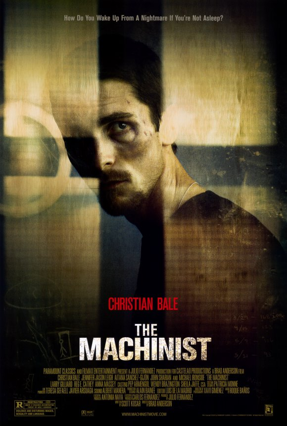 The Machinist (2004) BluRay 480p, 720p & 1080p