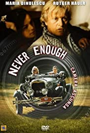 Never Enough Poster