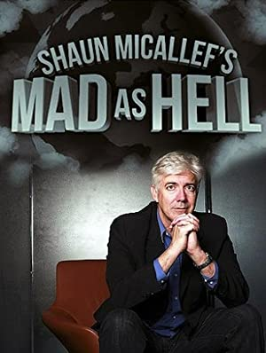 Where to stream Shaun Micallef's Mad as Hell