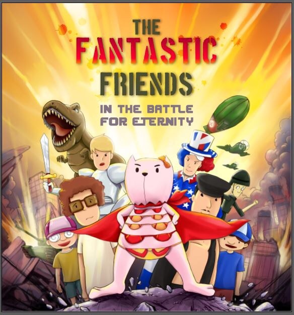 Fantastic Friends