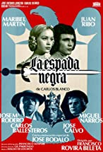 Primary image for La espada negra