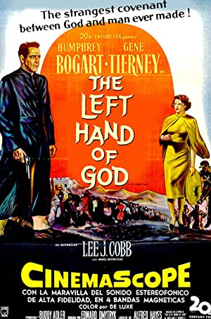 Where to stream The Left Hand of God
