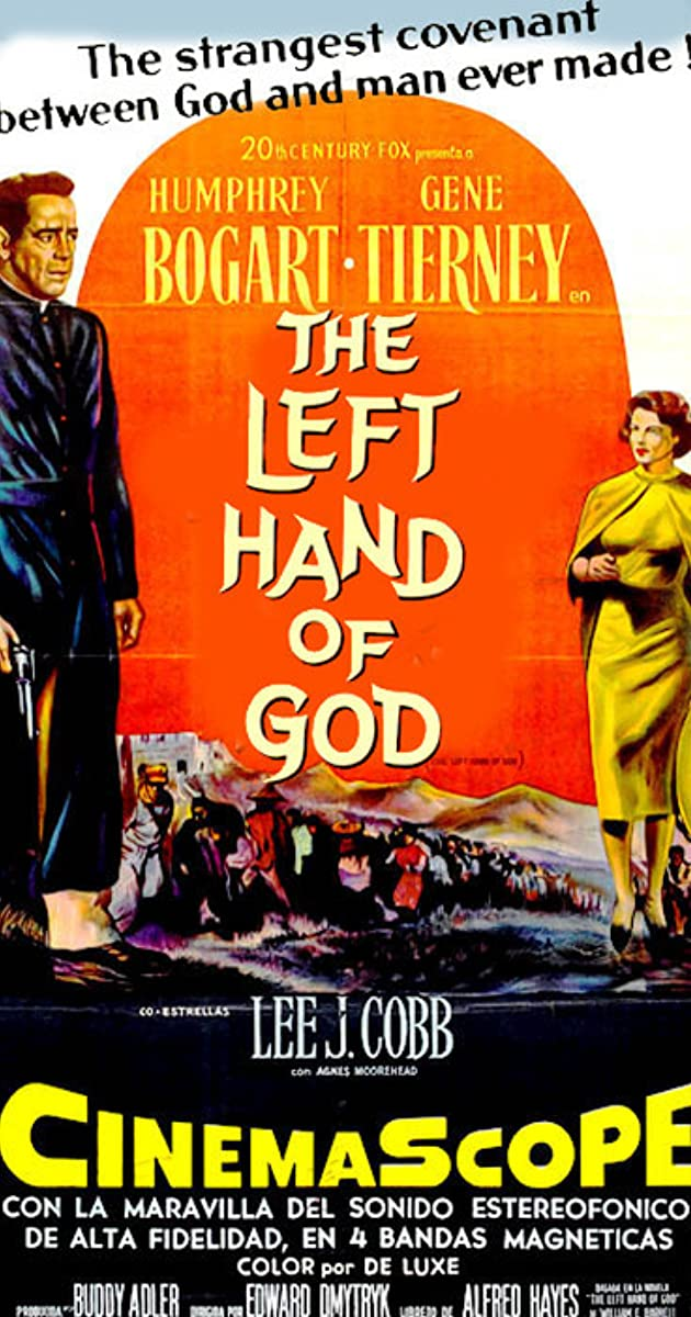 Subtitle of The Left Hand of God