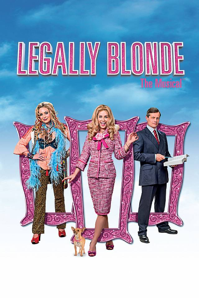 Legally Blonde The Musical 2017 Imdb