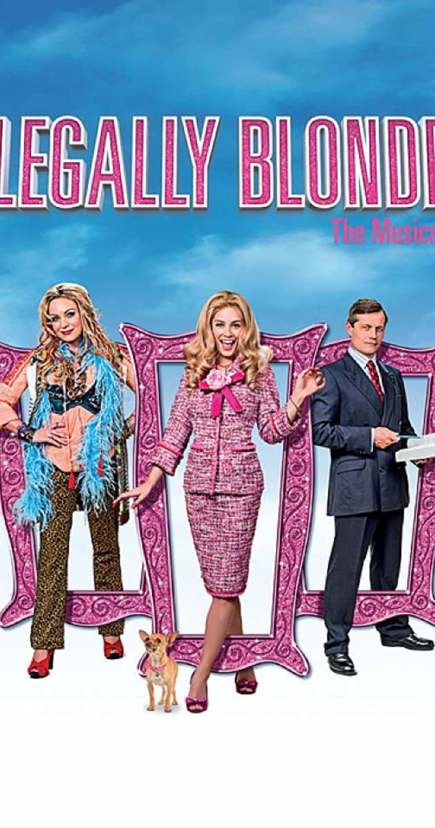 Legally Blonde: The Musical (2017) - IMDb