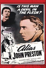 Primary photo for Alias John Preston