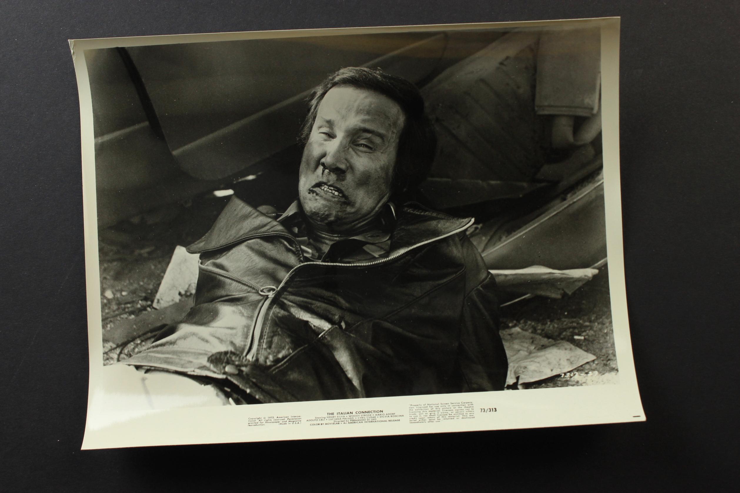 La mala ordina (1972)