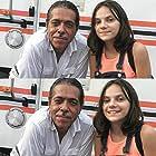 Ramón Franco and Dafne Keen in Ana (2020)