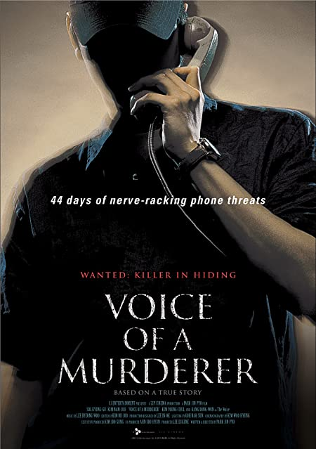 Voice of a Murderer (2007) Korean DvD-Rip - 480P | 720P - x264 - 400MB | 1.1GB - Download & Watch Online With Subtitle Movie Poster - mlsbd