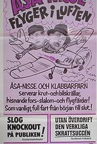 Åsa-Nisse flyger i luften (1956) Poster - Movie Forum, Cast, Reviews