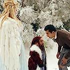 Jennifer Coolidge, Tony Cox, and Kal Penn in Epic Movie (2007)