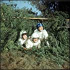 Buddy Hackett, Dean Jones, and Michele Lee in The Love Bug (1968)