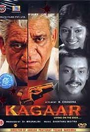 Kagaar: Life on the Edge Poster