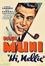 Hi, Nellie(1934) Poster - Movie Forum, Cast, Reviews