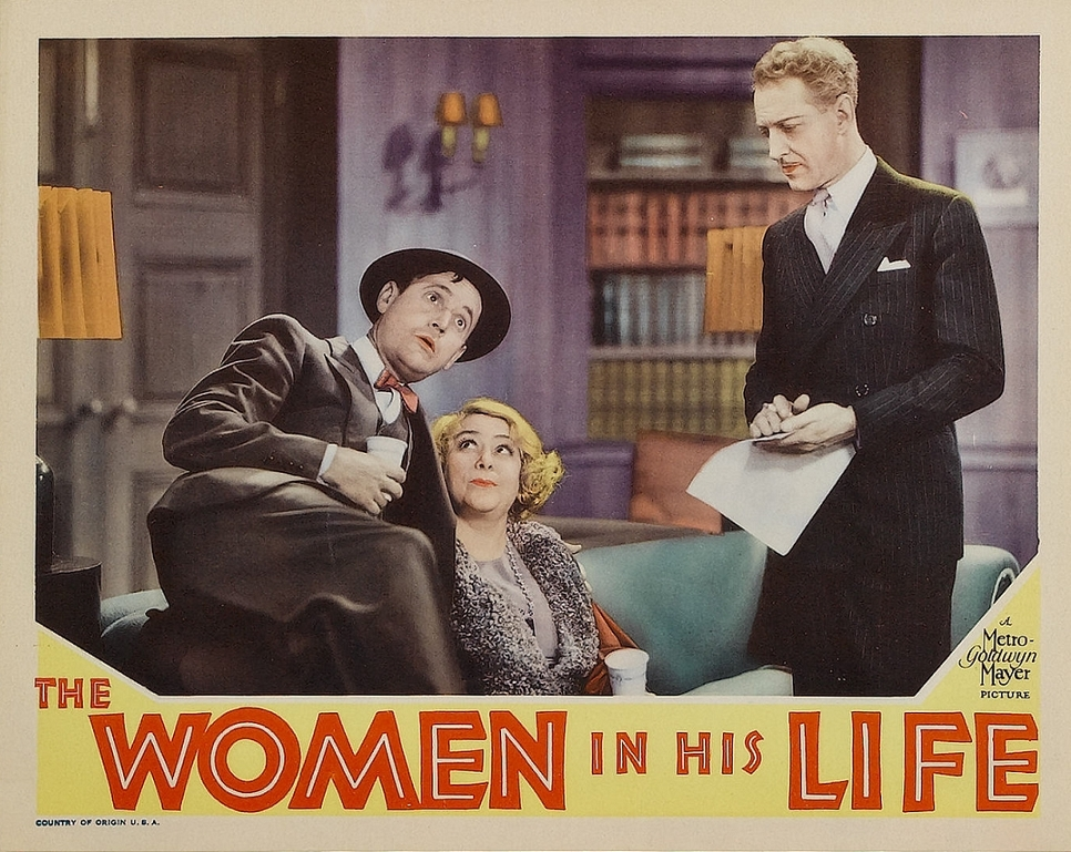 The Women in His Life (1933)