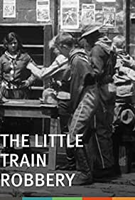 The Little Train Robbery (1905)