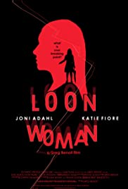 Loon Woman Poster