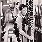 Jeffrey Hunter in Single-Handed (1953)