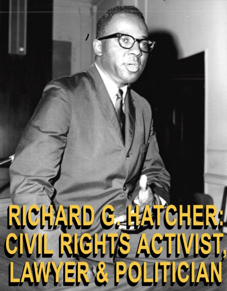 Richard G. Hatcher: Civil Rights Activist, Lawyer & Politician on FREECABLE TV