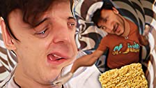 Fixing Mark's Hole with Ramen but Every Time We Add Glue We Get 5% Closer to God