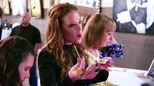My Kitchen Rules: Leah Remini & Shannon Farrara Aren't Fans Of The Meatballs