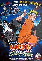 Gekijô-ban Naruto: Daikôfun! Mikazukijima no animaru panikku dattebayo!
