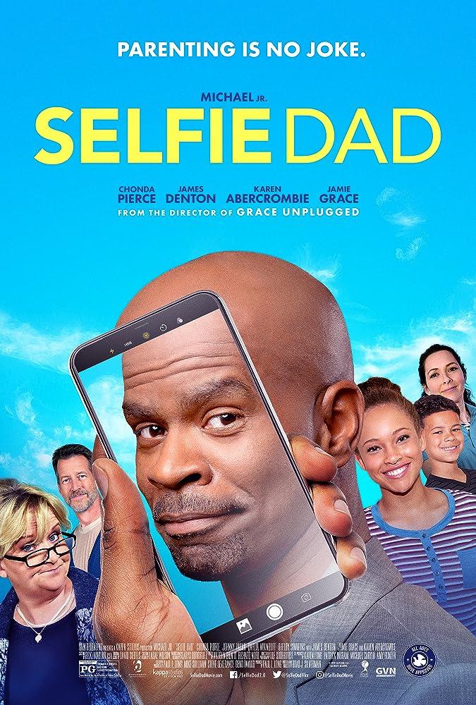 Selfie Dad 2020 English 720p HDRip 796MB Download