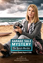 Garage Sale Mystery: The Beach Murder Poster