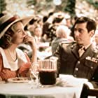 Al Pacino and Diane Keaton in The Godfather (1972)