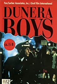 The Dunera Boys Poster