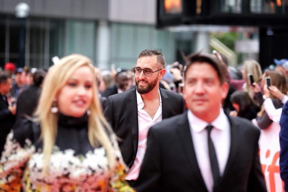 the public Premiere TIFF 2018