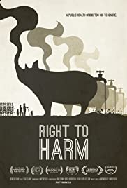 Right to harm DVD Cover Art