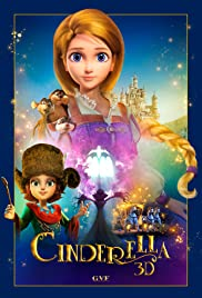 Cinderella and the Secret Prince Poster