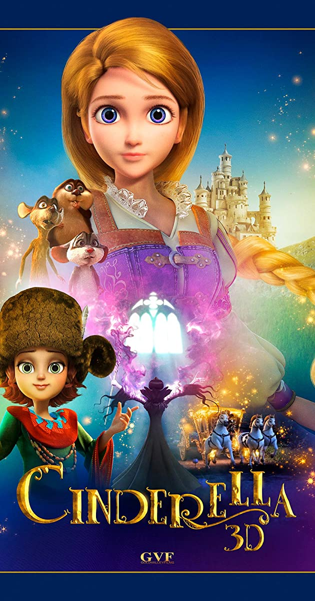 Subtitle of Cinderella and Secret Prince