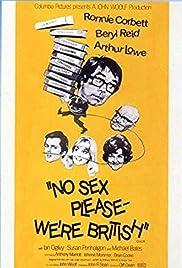 No Sex Please - We're British(1973) Poster - Movie Forum, Cast, Reviews