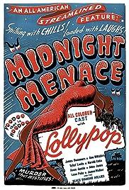 Midnight Menace Poster