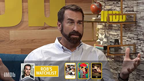 What TV Show Brings Rob Riggle to Tears?