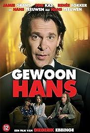 Gewoon Hans Poster